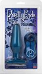 Pretty Ends Vibrating Butt Plug Medium -