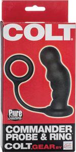 Colt Commander Probe & Ring - Black