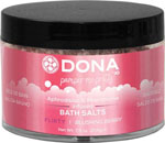 Dona Bath Salt Flirty - 7.5 Oz Blushing Berry
