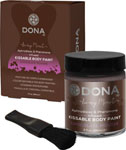 Dona Body Paint - 2 Oz Chocolate Mousse