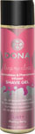 Dona Shave Gel Flirty - 8 Oz Blushing Berry