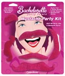 Bachelorette Party Favors Mustache Party Kit