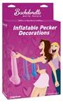 Bachelorette Party Favors Inflatable Pecker Decorations