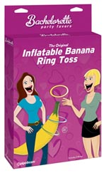 Bachelorette Party Favors Inflatable Banana Ring Toss