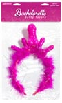 Bachelorette Party Favors Deluxe Pecker Tiara