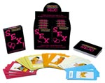Lesbian Sex - The Card Game