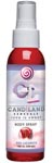 Candiland Sensuals Body Spray - Red Licorice - 4 Oz
