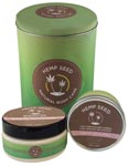 Hemp Seed Holiday Tin - Skinny Dip