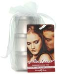 Valentine Massage Candle Trio Bag (Spoon Me, Light My Fire and Wild Thing)