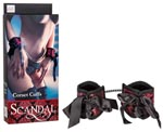 Scandal Corset Cuffs