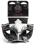 Fifty Shades of Grey Masks On - Masquerade Mask Twin Pack