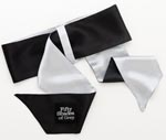 Fifty Shades of Grey Soft Limits - Deluxe Wrist Tie