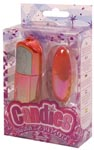 Candies Bullet & Remote - Hot Pink