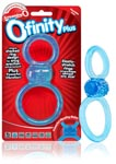 Ofinity Plus Vibrating Ring - Blue