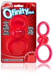 Ofinity Plus Vibrating Ring - Red