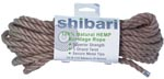 Shibari Natural Hemp Bondage Rope - 32 Feet