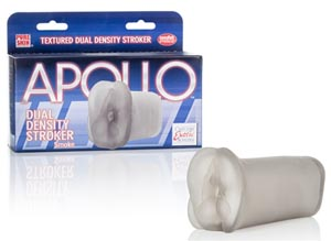 Apollo Dual Density Stroker - Smoke