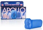 Apollo Dual Density Stroker - Cobalt
