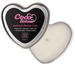 Coco Licious Soothing Soy Massage Candle -