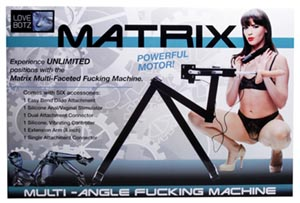 Matrix Muti-Angle Fucking Machine