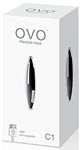 OVO C1 Rechargeable Mini Vibe Showerproof Black