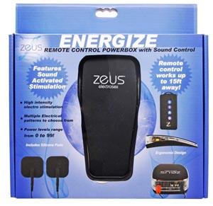 E-Stem Energize Remote Control Power Box With Sound Control