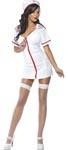 Fever Sexy Nurse Costume - Large
