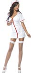 Fever Sexy Nurse Costume - Medium