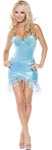 Fever Little Mermaid Costume - Small