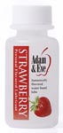 Adam & Eve Flavored Lubricant - Strawberry - 1 Oz.
