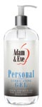 Adam & Eve Personal Water-Based Gel Lubricant - 16 Oz.