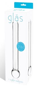 Straight Glass Dildo 7
