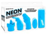 Neon Triple Play Kit - Blue