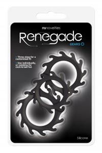 Renegade Gears - Black