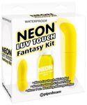 Neon Luv Touch Fantasy Kit - Yellow