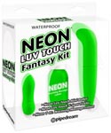 Neon Luv Touch Fantasy Kit - Green