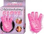 Masturbating Glove - Pink