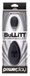 Powerplay Bullitt Single Power Bullet - Black