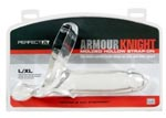 Armour Knight - Clear - Large - Extra Large