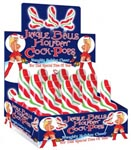 Jingle Bells Holiday Cock Pop - 12 Pc Display