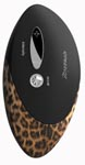 W500 Deluxe Womanizer - Black Leopard
