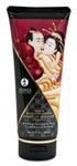 Kissable Massage Cream - Sparkling Strawberry Wine - 7 Fl. Oz. / 200 ml
