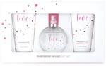 Simply Sexy Love Pheromone Infused Perfume Gift Set - 4 Pcs.