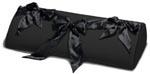Liberator LoveArts Pillow - Velvish Midnight Black