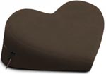 Liberator Decor Heart Wedge - Velvish Espresso