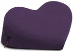 Liberator Decor Heart Wedge - Velvish Plum