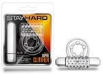 Stay Hard - Vibrating Super Clitifier - Clear