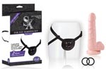 For You Harness Kit With 7-Inch Cock