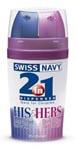 Swiss Navy 2-in-1 His & Hers