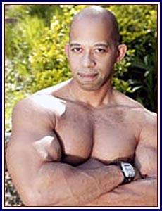 Porn Star Shane Diesel